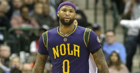 demarcus cousins demarcus cousins suspended for pelicans next game