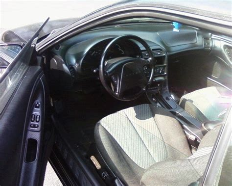 Ford Probe Interior by Interior Of Ford Probe
