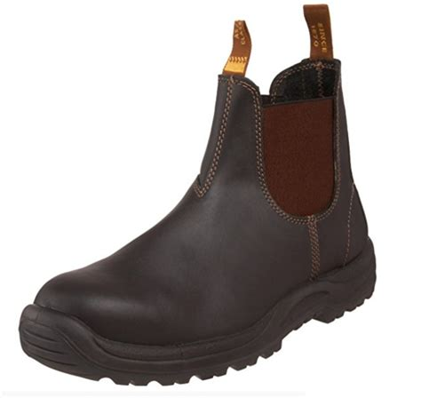 best slip on work boots top 5 best slip on work boots for comfort and convenience