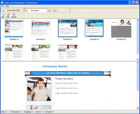 email autoresponder template email autoresponder