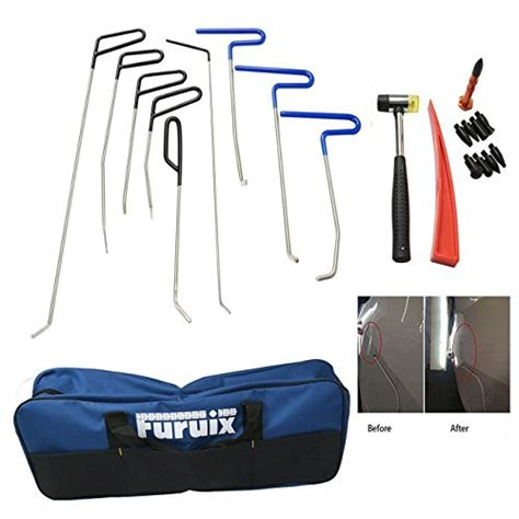 Pdr Rods Kit furuix pdr rods pdr tool kit paintless dent repair tools