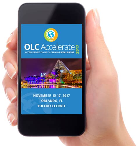 olc accelerate 2017 technology test kitchen olc olc accelerate 2017 orlando