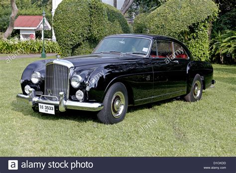 vintage bentley coupe driven 1954 bentley continental