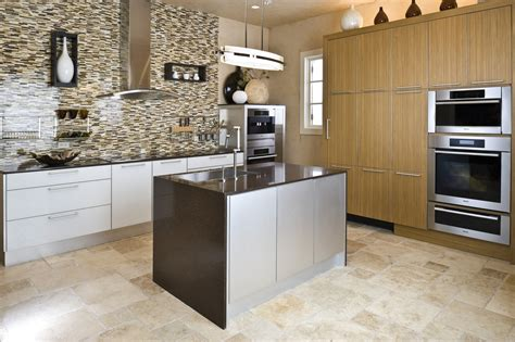 Modern Kitchen Wall Colors Color Theme For Small Drawing Room Decosee