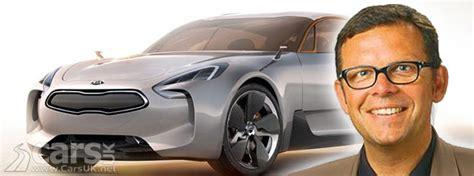 Kia Schreyer Kia Motors Appoints Schreyer As President Cars Uk