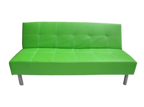 green futons warm lime green college futon dorm furniture