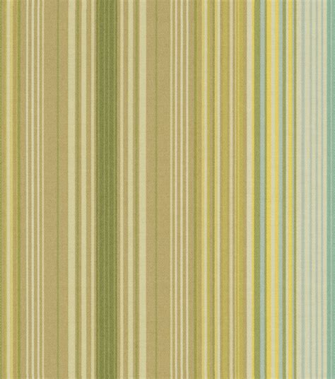 striped home decor fabric home decor print fabric waverly serena stripe mineral jo ann