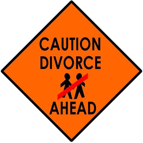10 Signs Its Time For A Divorce by Image Gallery Divorce Signs