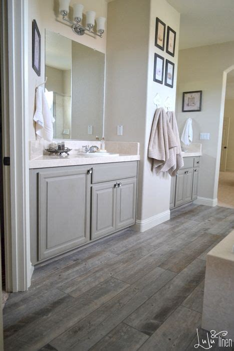 rustic bathroom flooring 32 grey floor design ideas that fit any room digsdigs
