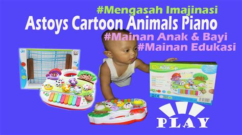 Piano Organ Biru Kado Mainan Anak mainan piano anak mainan toys