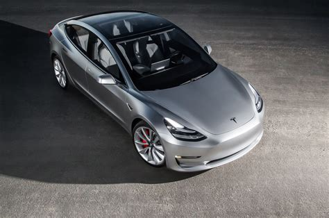 Tesla Model S Cost To Own Build Your Own Tesla Model 3 With This Unofficial