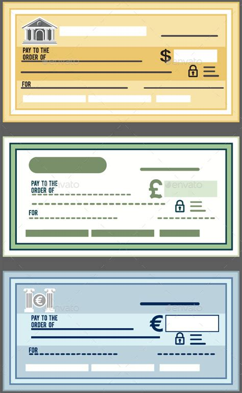 cheque design template 24 free bank check templates free premium templates