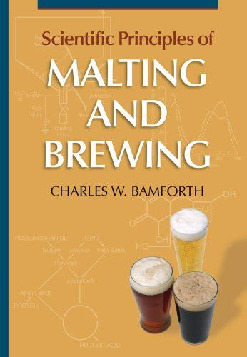 malting at home books scientific principles of malting brewing booze finds