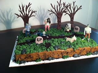zombie themed birthday cakes 84 best images about zombie birthday party theme on