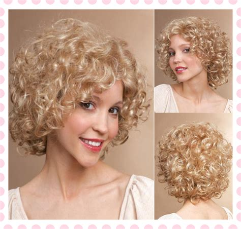 volumizing perm on white people hair afro perms for caucasian girls bing images