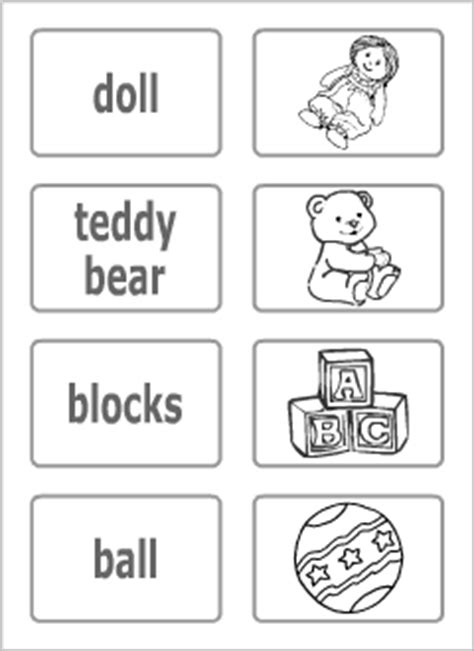 Galerry printable activities for toddlers and preschoolers
