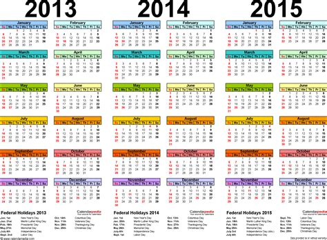printable monthly calendars for 2014 and 2015 calendar 2013 2014 2015 2016 calendar template 2016