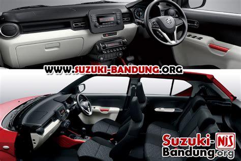 interior suzuki ignis 2018 tilkan interior eksterior mobil szuki ignis terbaru 2018