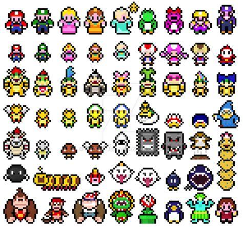 pixel character 1 mario by meowmixkitty on deviantart mudkat101 s deviantart gallery