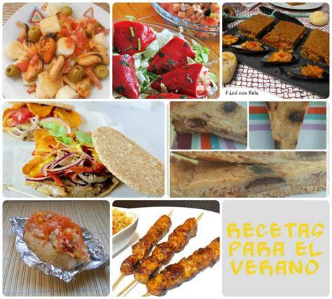 recetas para el verano de cocina recetas de cenas y o comidas para el verano cocina