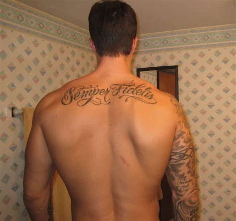 latin back tattoo latin tattoos for men ideas and designs for guys