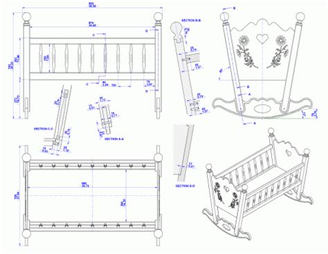 Bébé Plan Incliné by Baby Cradle Plans Web Guys Woodworking