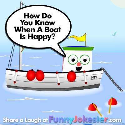 new kids boat joke funny boat joke for kids - Boat Joke One Liners