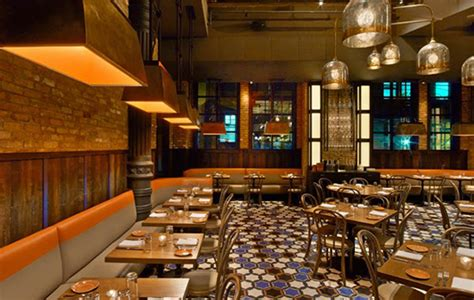 gato bar and restaurant designed by rockwell group otto