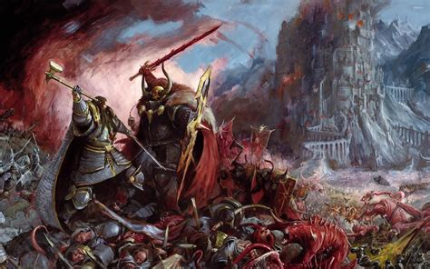 wallpaper game fantasy warhammer fantasy battle wallpaper game wallpapers 30931