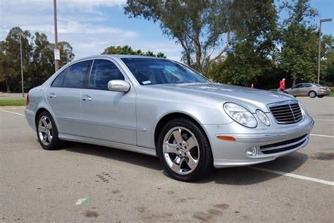 2004 Mercedes E500 by 2004 Mercedes E500 Sedan 186845