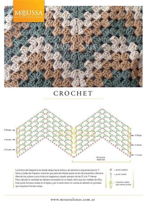 17 migliori immagini su crochet ripples waves su 17 migliori idee su maglia gratis su pinterest modelli