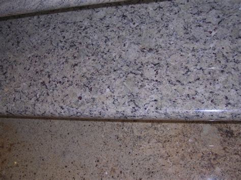 white granite prefab countertops