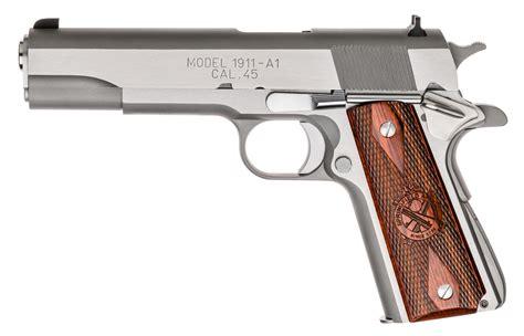 Non Restitution De Caution 1911 by 1911 Mil Spec 45acp Pistol State Of The Handguns