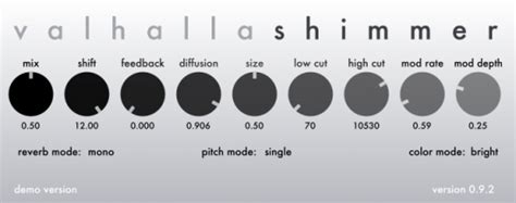 valhalla room reverb review valhalla shimmer reverb inspired by eno now available synthtopia