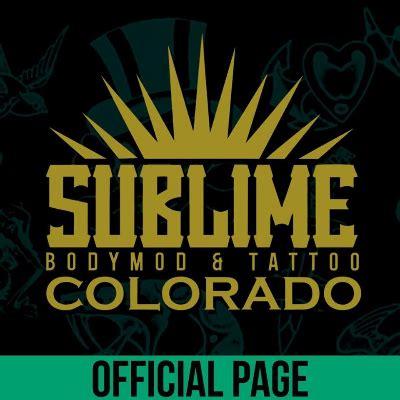 tattoo shops near me denver sublime colorado body mod and tattoo in denver co fash com