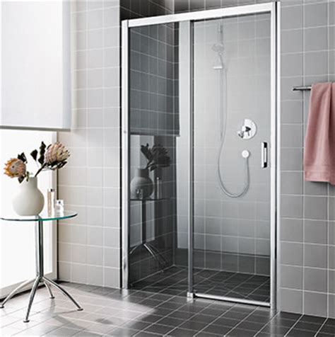 Kermi Shower Doors Kermi Shower Doors Kermi Raya Two Part Hinged Shower Door Silver Baker And Kermi Atea