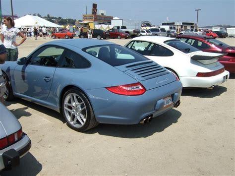 Arshy Top Babyblue porsche 911 997 s aetna blue porsche 997