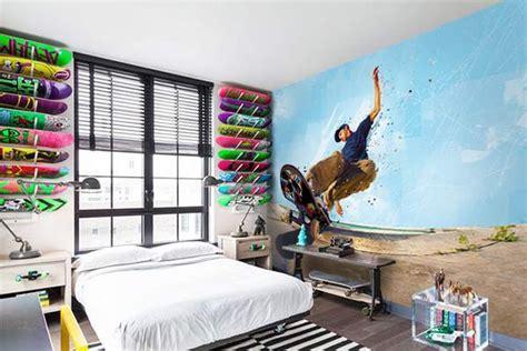 papier peint chambre ado gar輟n papier peint design chambre ado slide izoa