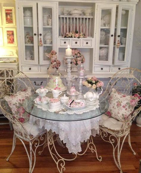 tea room everything shabby chic pinterest