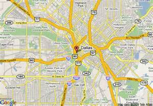 dallas on map map of hyatt regency dallas dallas