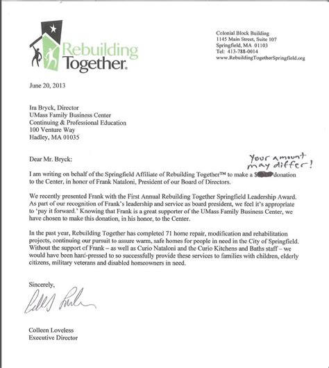 Business Letter Asking For A Donation donation letter donation request letters asking for