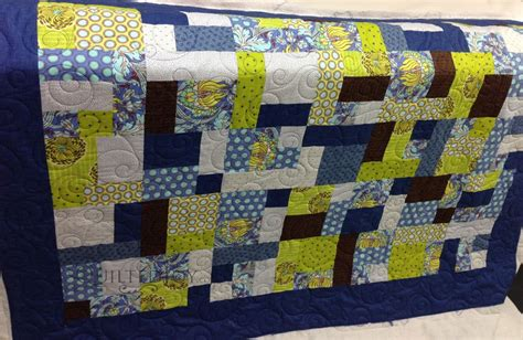 Quilt Pattern Take Five   take 5 quilt with curley bubbles