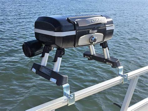boat grill with mount cuisinart pontoon grill cuisinart grill with arnall s