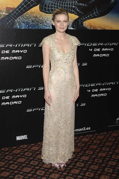 Spider 3 Premiere Lands In by Kirsten Dunst Photos Photos 3 Madrid Premiere