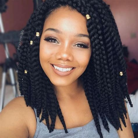 hair too short for crochet braids 40 crochet braids hairstyles and pictures