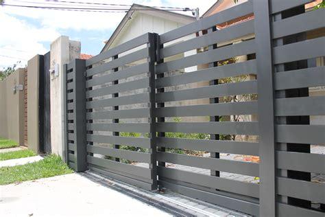 Gate Doors by Telescopic Sliding Gates Project In Bondi Talbot Auto Gates