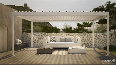 veranda bioclimatica bioclimatica e verande beda tendaggi