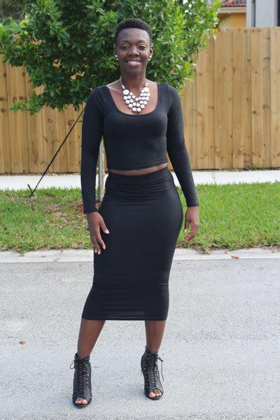 Baju Set Kulot Linen Nayla Maroon sleeve crop top bodycon skirt set