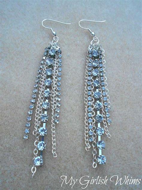 Easy Handmade Earrings - 42 fabulous diy earrings you can make for next to nothing