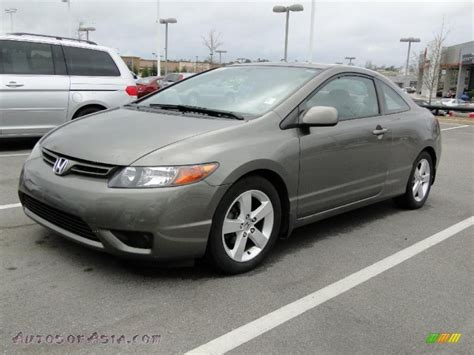 grey honda 2006 honda civic ex coupe in galaxy gray metallic 531896